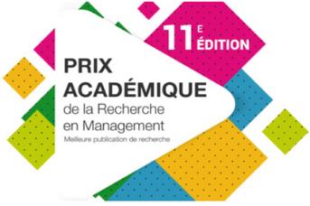 Syntec Conseil_Prix académique de la recherche en management_Palmarès 2020