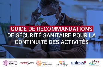 Covid-19 Guide de recommandations de sécurité sanitaire