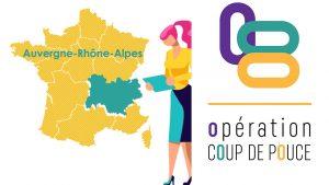 Operation Coup de Pouce_Region AuRA