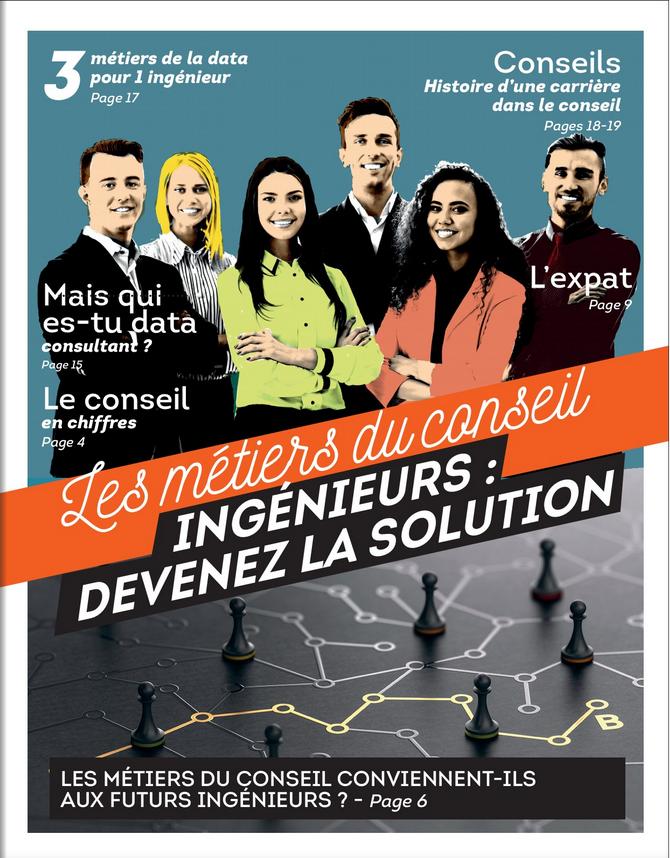 Syntec Conseil_magazine étudiants ingénieurs